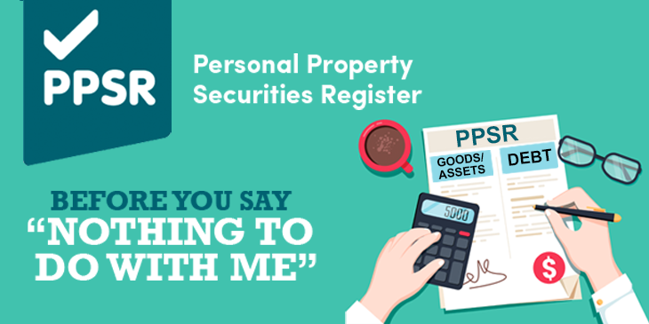 How the PPSR protects your property