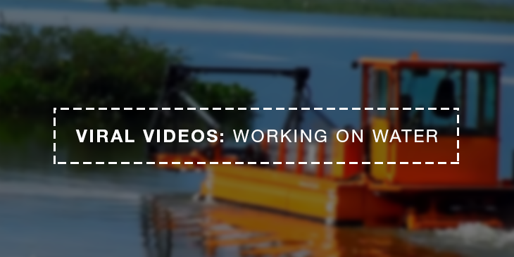 Viral videos working on water