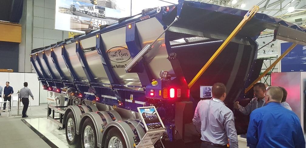 Linx Australia Group at the Brisbane Truck Show