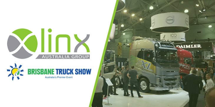 Linx Australia Group at the Brisbane Truck Show
